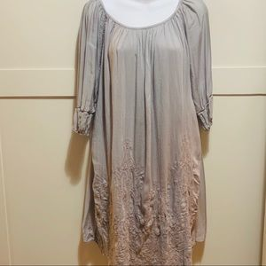 Giulias Flowy Tunic Dress